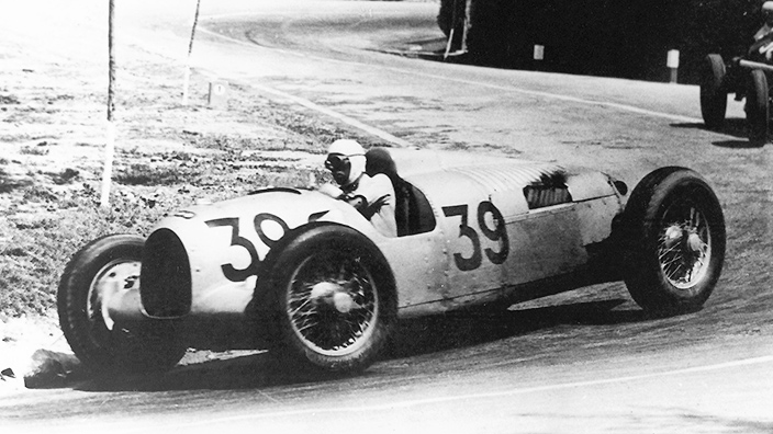 Audi Purchases Auto Union Type D Twin Supercharger News