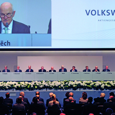 Ferdinand Piech went from being an engineer at Porsche to chairman at Volkswagen Group