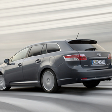Toyota Avensis SW 2.2 D-4D 150 A/T Luxury