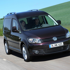 Volkswagen Caddy Kombi 1.6 CRD TDI Blue Motion