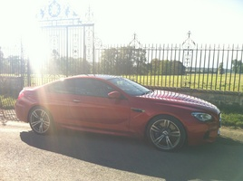 BMW M6...It's a big old beast and I have a soft spot for the old V10. That said, it is quick.