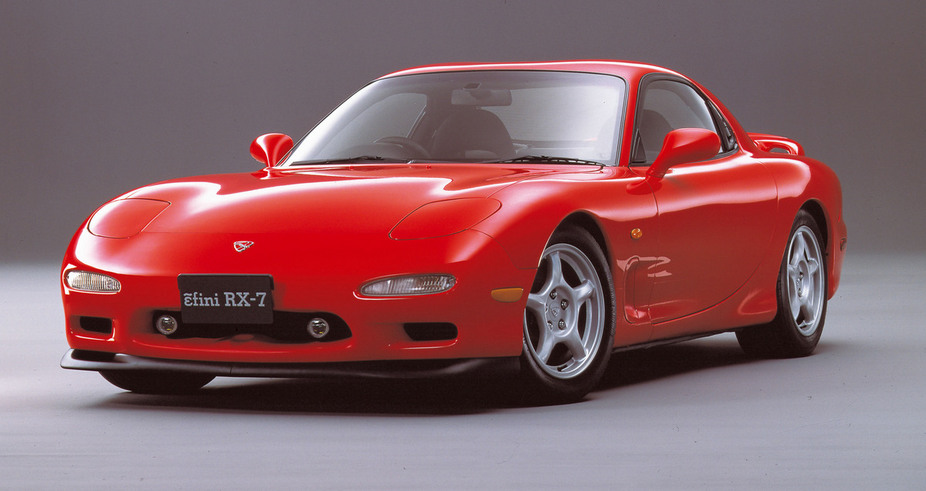 Mazda RX-7 Type R Bathurst :: 1 photo and 50 specs :: autoviva.com