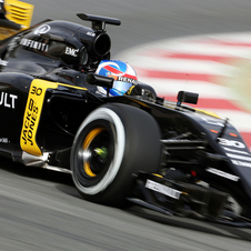 Renault's official team heads for this season calmly and without major competitive goals