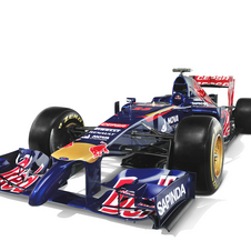 The STR9 has a striking pointy nose tip