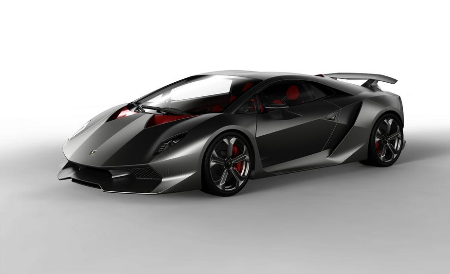 Lamborghini Sesto Elemento 6 Photos Autoviva Com