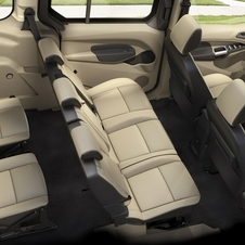 The long wheelbase version seats seven