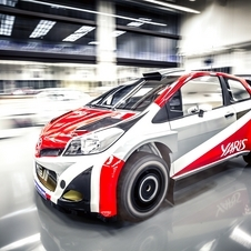 The Japanese brand will develop over the next two years its' new rally car based on the Yaris