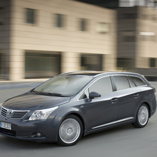 Toyota Avensis SW 2.2 D-4D 150 Luxury