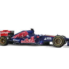 The car is the result of the massive rule changes in F1