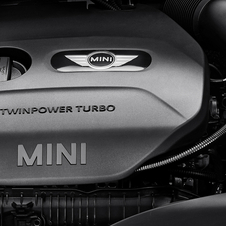 They will be a 1.5-liter three-cylinder petrol, 1.5-liter three-cylinder diesel or 2.0-liter four-cylinder in the Cooper S