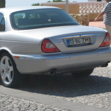 Jaguar XJ6 2.7 D V6 Executive