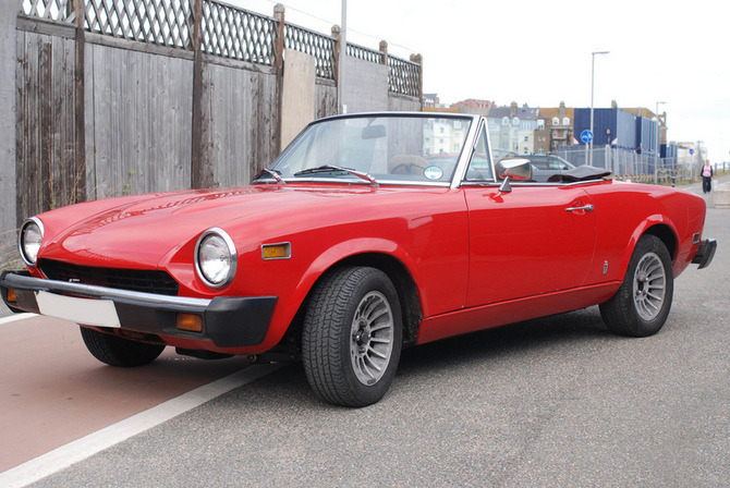 1981 fiat 124 sport spider 2000i related infomation specifications weili automotive network. Black Bedroom Furniture Sets. Home Design Ideas
