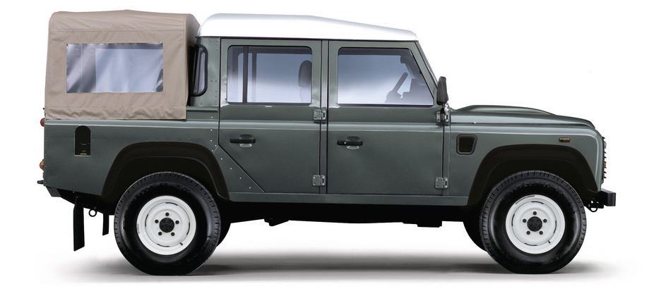 Land Rover Defender 130 Chassis Cab 3 Photos And 11