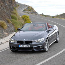 BMW 430d Cabrio Steptronic