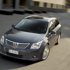 Toyota Avensis SW 1.8 Exclusive