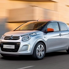 Citroën C1 Flair VTi