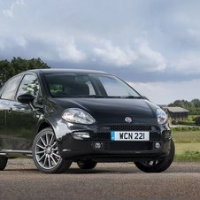 Fiat Punto 1.2 8v Young