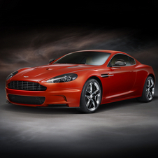 Aston Martin DBS Carbon Edition Touchtronic 2