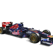 The STR9 will be powered by the new Renault V6 turbo engine