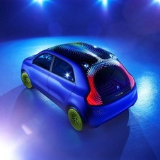 Lovegrove is responsible for the LED lights that cover the entire car