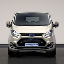 Ford Tourneo Points to Future European and Asia Van