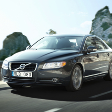 Volvo S80 T6 Summum Geartronic