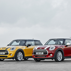 Mini sales fell in November, but it is prepping the third generation car