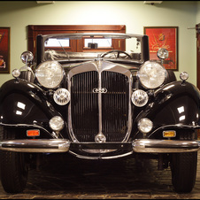 Horch Type 951 Cabriolet