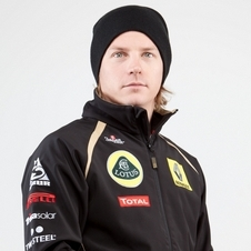 Raikkonen back on F1 for 2012 with Lotus Renault