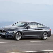 BMW sold nearly 10,000 4 Series in its first year