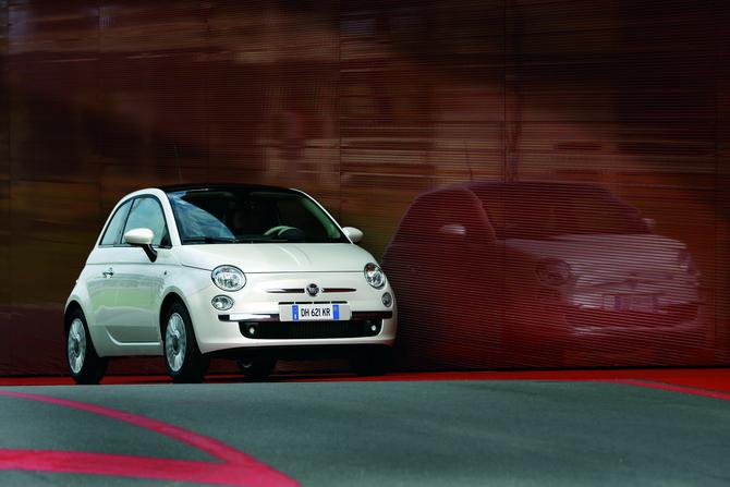 People :: Fiat 500 1.2 8v 69 hp Lounge Dualogic S&S photo :: autoviva ...