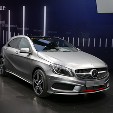 Mercedes-Benz A 220 CDI BlueEfficiency Auto