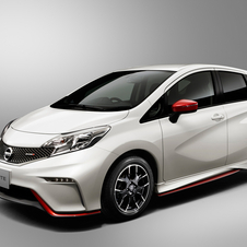 With the new Note Nismo, Nissan aims to satisfy customers looking for a more dynamic driving...