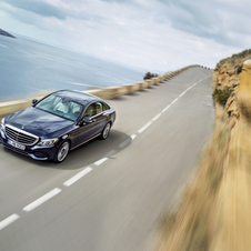 Mercedes-Benz C 250d 4MATIC
