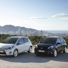 The Prius C and Yaris Hybrid have been a major success for Toyota