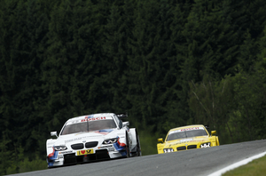 BMW was able to put four cars in the top 10