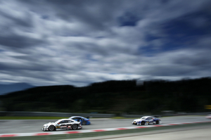 The Red Bull Ring is situated in the center of Austria with a ton of elevation change