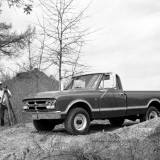 In 1967, GMC added the 1500, 2500 and 3500 towing designations