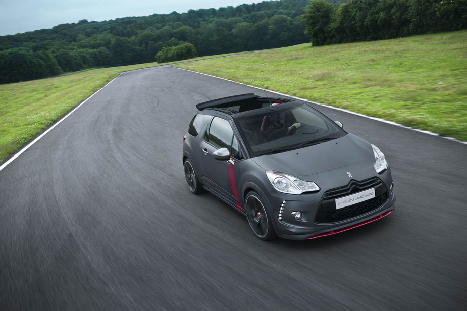 Citroën DS3 Racing Cabrio