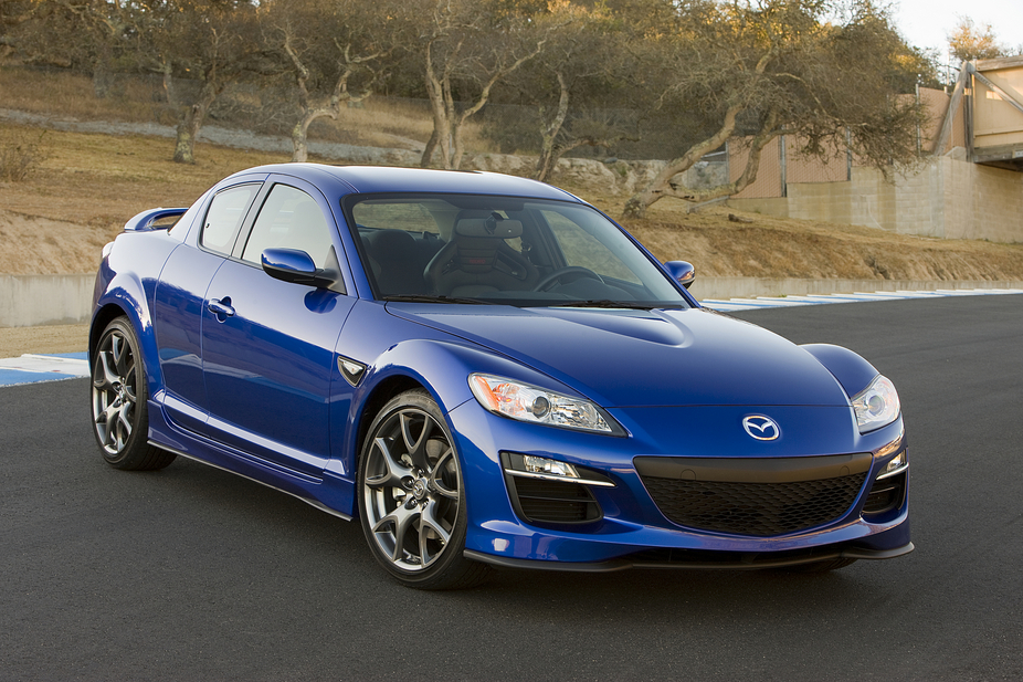 Mazda Planning New Rotaries, No New V6 and Canceling the CX-7 ...