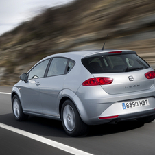 Seat Leon 1.6 TDI CR Copa Plus Ecomotive