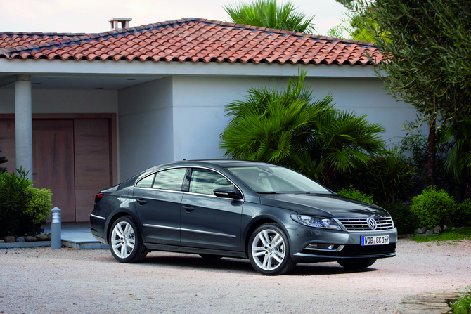Volkswagen CC 2.0 TDI 4Motion BlueMotion Technology