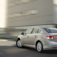 Toyota Avensis SD 2.2 D-CAT 180 Luxury