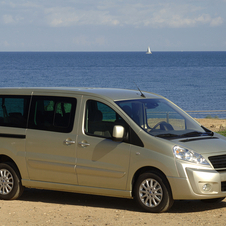 Fiat Scudo Combi Multijet Panorama Executive long