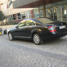 Mercedes-Benz S 350 4Matic BlueTEC Auto Longo (FL)