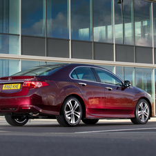 Honda Accord Saloon 2.2 i-DTEC Type S ADAS