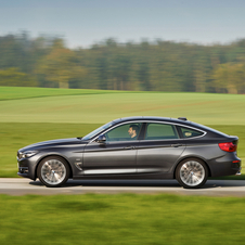 There are 18 different versions, including engines, transmissions and drive system, that will be offered for the 3 Series Gran Turismo
