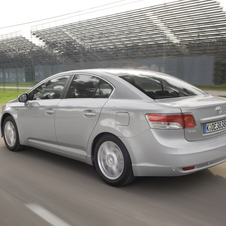 Toyota Avensis SD 2.0 D-4D 125 Luxury