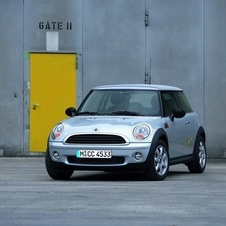 Although it's a more expensive choice, the MINI One is a good one because of its superior handling