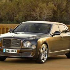 Bentley Planning New Models Based on Mulsanne